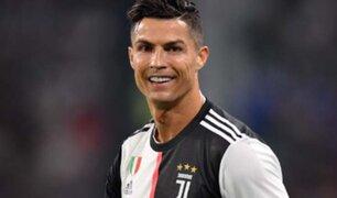 CR7 se convirtió en tercer máximo goleador de la historia tras doblete ante el Spezia
