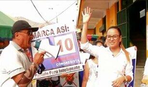 Reportera se hace pasar por candidata al Congreso: ¿Los peruanos son fáciles de engañar?