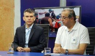 Julio Guzmán tras altercado con Mora: El partido Morado es leal con sus principios y valores