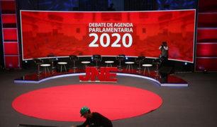 Elecciones 2020: hoy se realiza el último debate de candidatos al Congreso