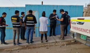 Moquegua: mujer es hallada muerta tras ser acuchillada por su pareja