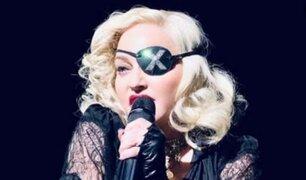 Madonna suspende concierto en Lisboa dos horas antes de su inicio