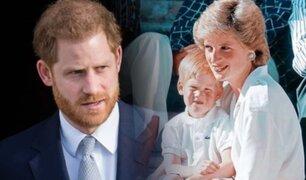 La Princesa Diana presentía que Harry renunciaría a la realeza