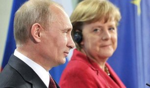 Vladímir Putin llega a Berlín para participar en conferencia internacional de Libia