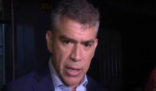 """Guzmán asegura que """"ya dio explicaciones a su esposa"""""""