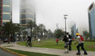 Lima seguirá registrando mañanas nubladas durante esta semana