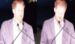 El Príncipe Harry se pronuncia tras renunciar a la realeza británica