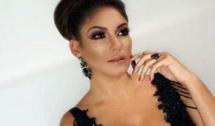 Tilsa Lozano: parte policial concluyó que modelo fue víctima de ''marcaje''