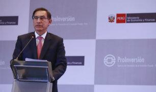 Elecciones 2020: Vizcarra exhorta a la población a votar pensando en el Perú