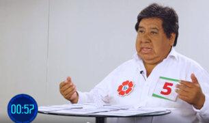 """Yañez sobre modelo económico: """"No podemos seguir siendo un país primario exportador"""""""