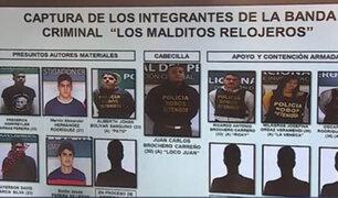 Ministro Morán: Brigada especial combatirá a delincuentes extranjeros