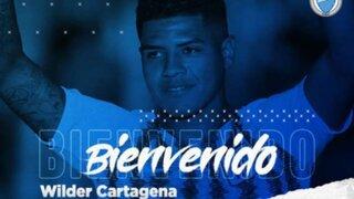 OFICIAL: Wilder Cartagena jugará en el Godoy Cruz de Argentina