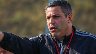"""DT de Carabobo sobre Universitario: """"Vamos a jugar contra el más grande de Perú"""""""