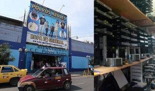 Polvos Azules: intervienen centros de producción de DVD's 'piratas'