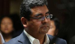 César Álvarez fue sentenciado a 10 años de prisión por obra de estadio en Huaraz