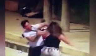 Tarapoto: mujer se defendió a puñetazos de los golpes de su pareja