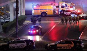 Las Vegas: adolescentes inician tiroteo en centro comercial y hay dos heridos