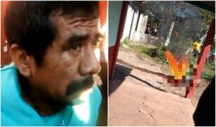 México: queman a vivo a hombre señalado de haber violado y decapitado a niña