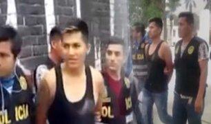 Chaclacayo: capturan a presunto homicida requerido por la justicia de Bolivia