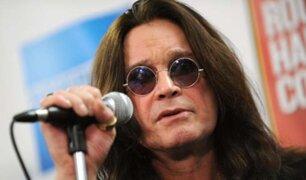 Ozzy Osbourne revela que padece Parkinson desde el año pasado