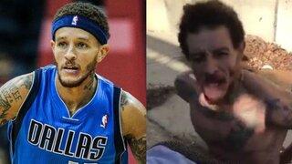 La historia de Delonte West: De millonaria figura de la NBA a indigente con problemas mentales