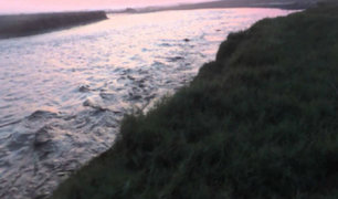 Senamhi: río Sama en alerta roja al aumentar caudal por lluvias