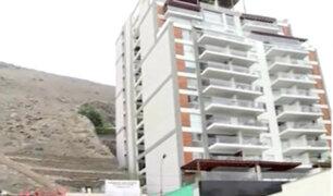 Cerros de Camacho: inmobiliaria cuenta con permisos para construir edificio