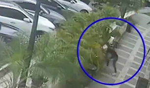San Isidro: asaltan a mujer en terraza externa del Hotel Country Club