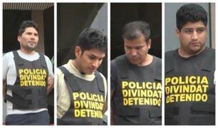 """""""El cártel del fraude"""": banda liderada por hacker robó 3 millones de soles"""