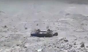 Accidente en Arequipa: empresa minera apoyará a familiares de víctimas
