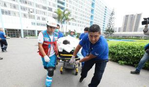 ¡Urgente! Se requiere donación de sangre para heridos graves tras incendio en VES