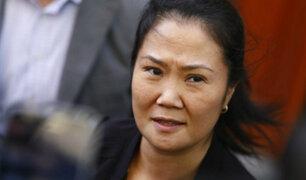 Caso Keiko Fujimori: este 28 de enero se conocerá fallo sobre prisión preventiva