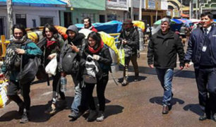 Argentino que ocasionó daños en Machu Picchu cumplirá pena en libertad
