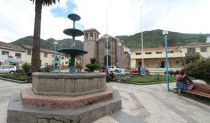 Dos sismos remecieron a Cusco este jueves