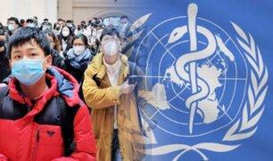 """OMS: """"No solo luchamos contra la pandemia, sino también contra la infodemia"""""""