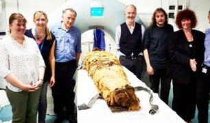 Científicos recrean la voz de un sacerdote egipcio muerto hace 3.000 años