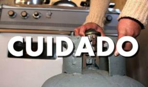Mantente seguro: ¿qué hacer ante una fuga de gas?