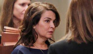 EEUU: actriz Annabella Sciorra denuncia su violación en el juicio de Weisntein