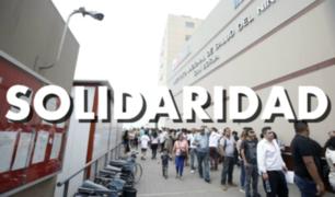 Los lugares donde puedes donar sangre para heridos de Villa El Salvador