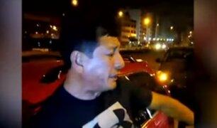 Los Olivos: darán de baja a policía que condujo ebrio y provocó muerte de peatón