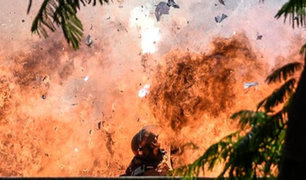 Venezuela: voraz incendio en cañaveral acabó con la vida de 9 menores