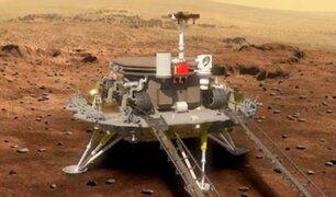 China lanzará una misión a Marte en julio