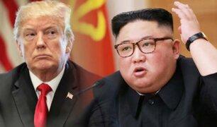 Corea del Norte advierte que su paciencia se agota con EEUU