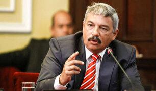 Alberto Beingolea: Fiscalía abre investigación preliminar por delito de colusión agravada