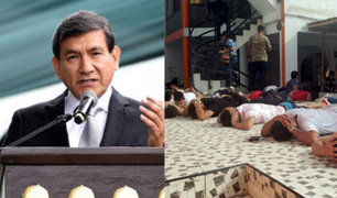 Mininter investigará a delincuentes venezolanos que habrían sido enviados por Maduro