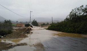 Tacna: baños termales de Pachía fueron afectados por huaico