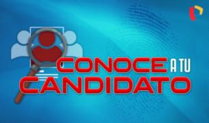 Conoce a tu candidato: deja que te cuenten sus propuestas y haz un voto responsable