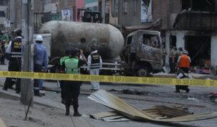 Villa El Salvador: declaran en situación de emergencia el distrito tras incendio
