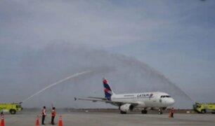Pisco: avión de Latam aterriza de emergencia tras amenaza de bomba