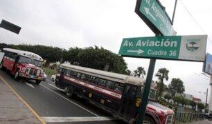 Conductores de transporte público sin SOAT o revisión técnica recibirán de 1 a 3 años de cárcel